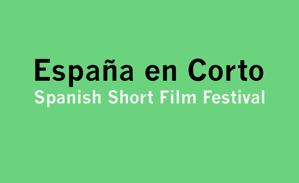 the words España en Corto: Spanish Short Film Festival