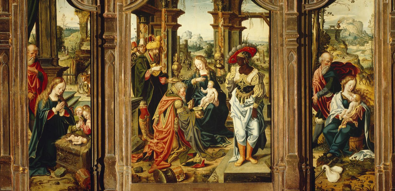 A Divine Light Northern Renaissance Paintings From The Bob Jones